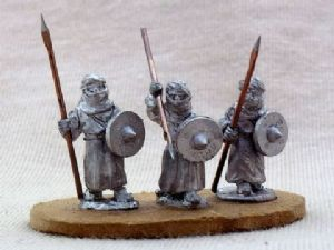 MUF05 Murabit/Sudanese Guard spearmen